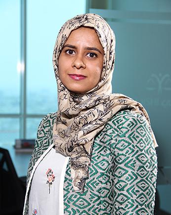 Zainab Dhahi
